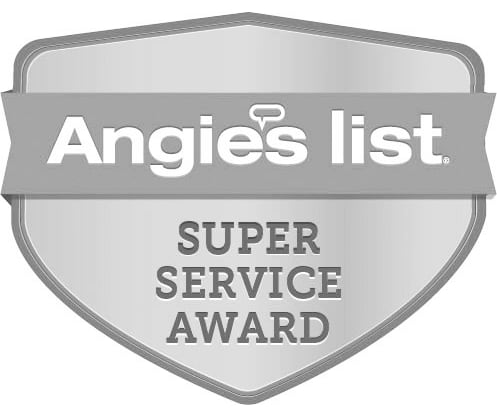Angies List Super Service Award Winner Logo