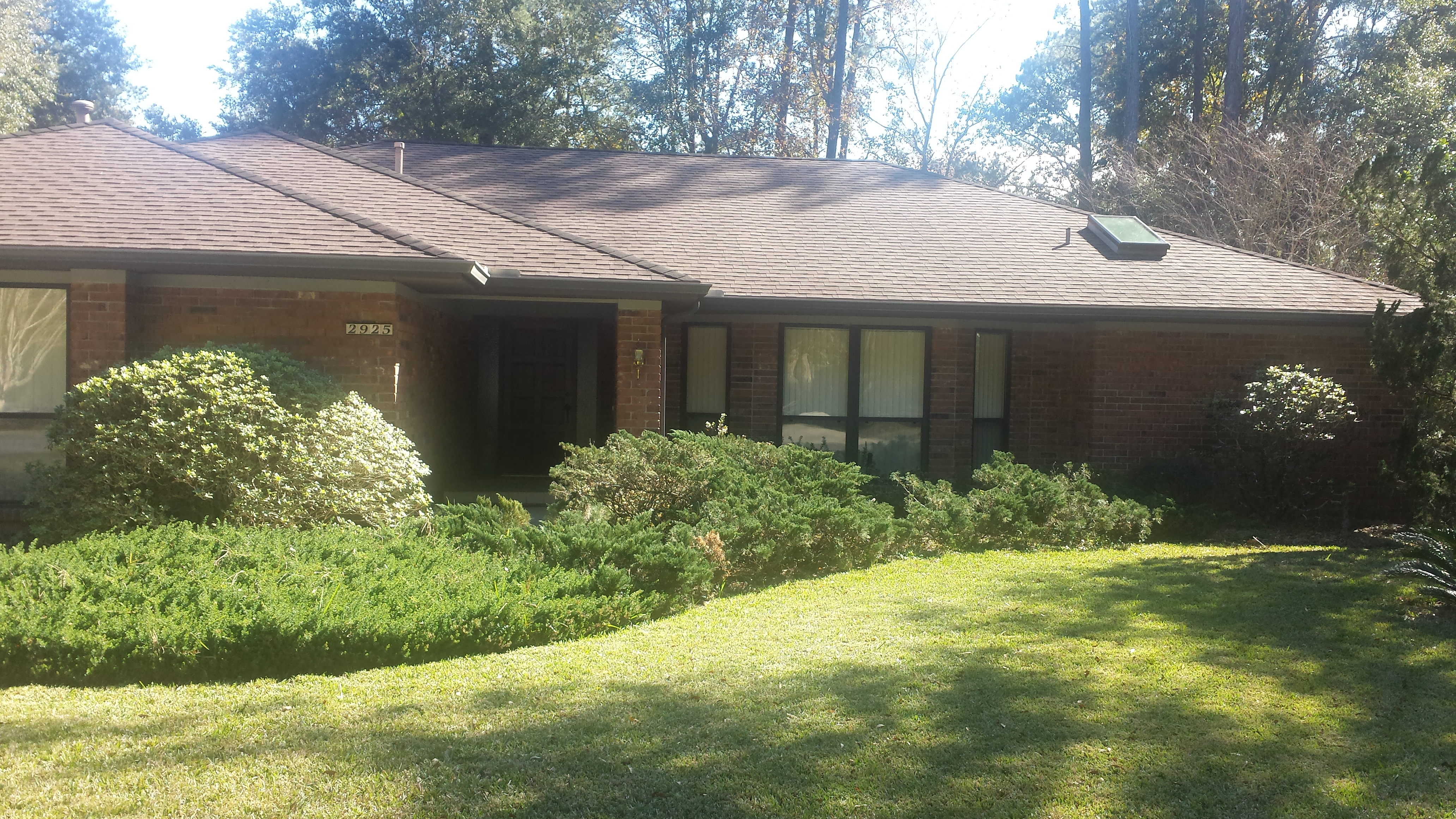 Landscaping Off Glenn Springs Road The Masters Lawn Care