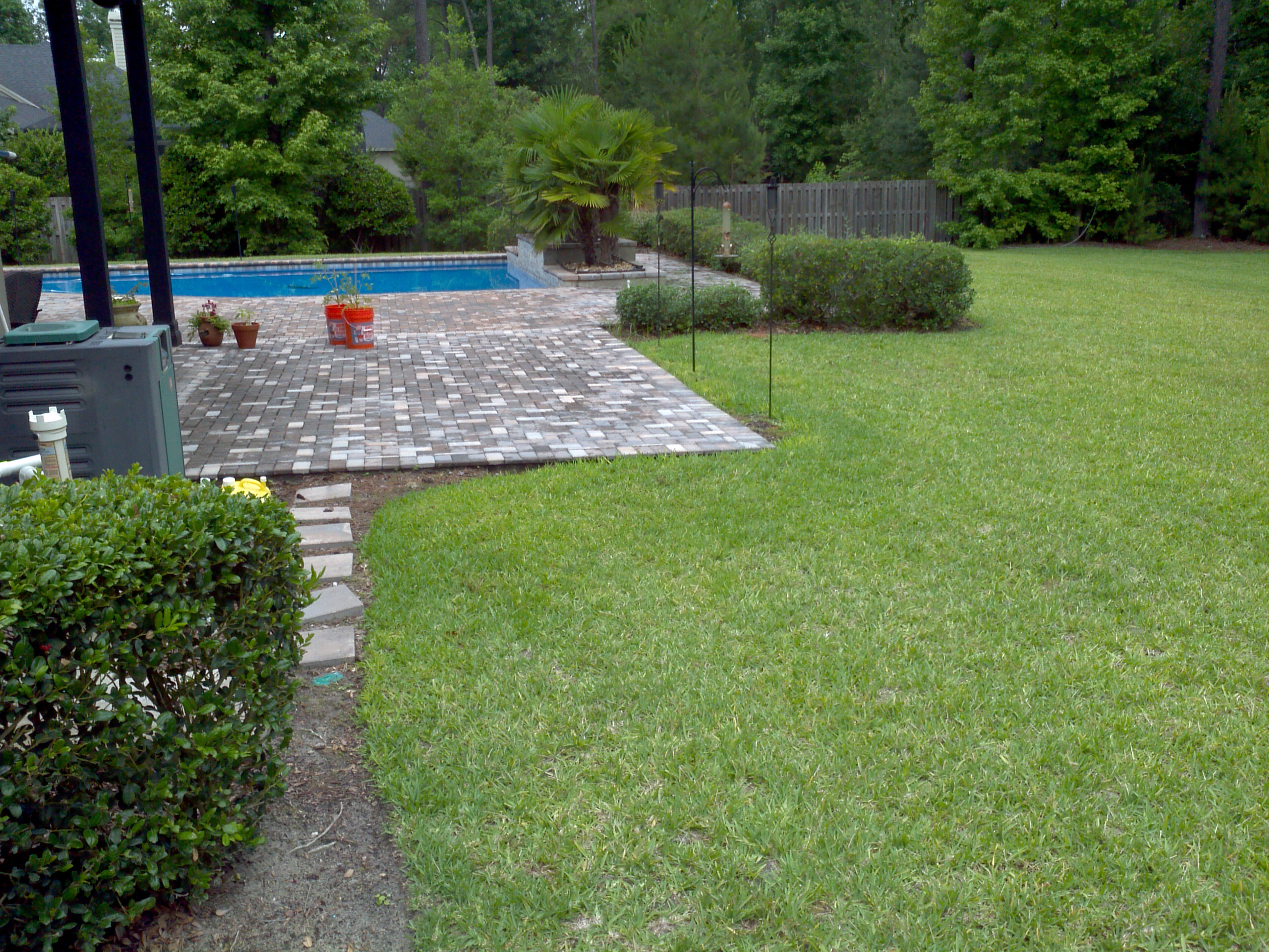 Millhopper Landscaping The Masters Lawn Care