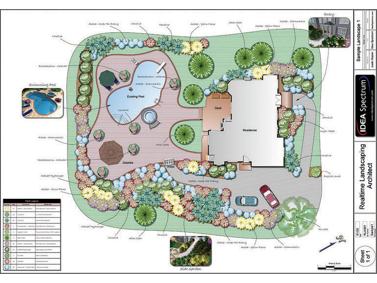 Gainesville Landscape Design | The Masters Lawn Care