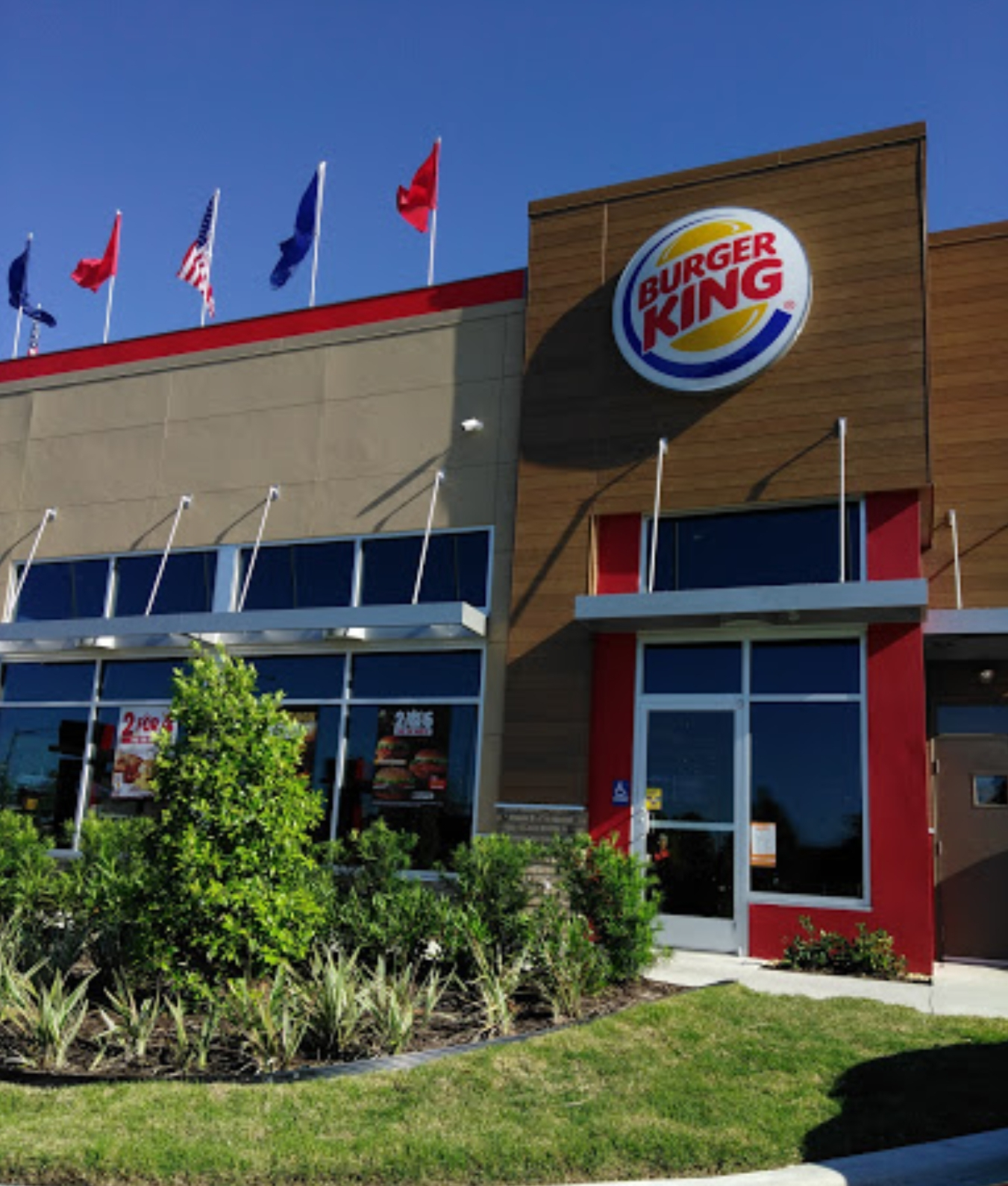 Burger King Archer Road The Masters Lawn Care