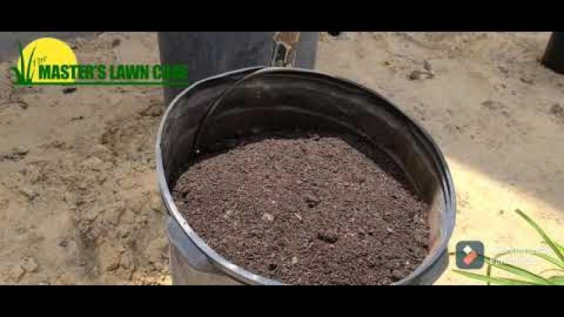 Embedded thumbnail for VLOG: Landscaping in Builder's Sand - Using Quality Soil for Plants' Rooting