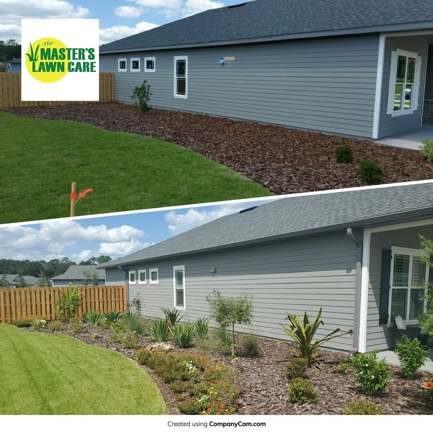 Landscape Project Completed