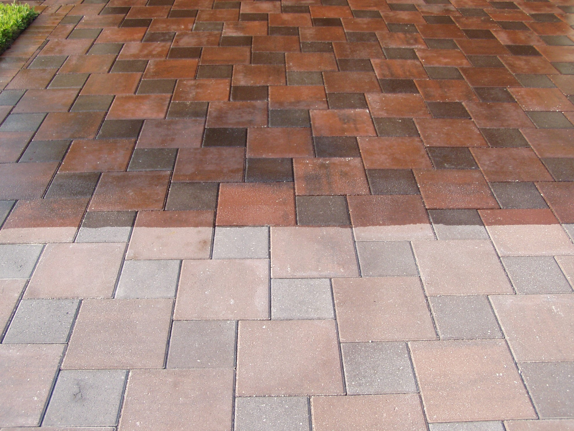 Gainesville paver sealing