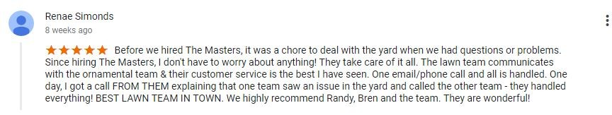 Renae Simonds Online Review